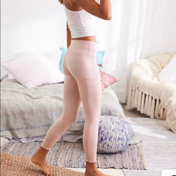 8a98237a2769e aerie Pants | Play High Waisted Pocket Legging Size L | Poshmark
